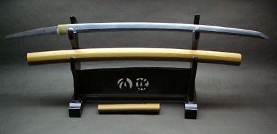[SA] Japanese Samurai Sword:  Katana in Shirasaya Muramasa Tachi 66.6 CM
