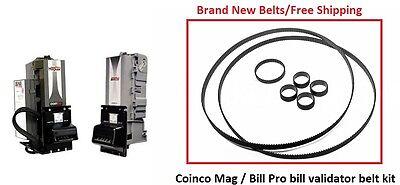 Coinco Mag Bill Pro Bill Acceptor Validator Belt Kit