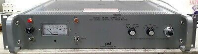Power Designs Inc. 2k20b High Voltahe Calibrated Dc Power Source 1-2000v 20ma