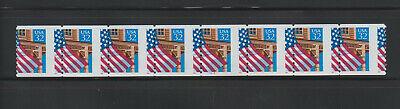 US EFO, ERROR Stamps: #2913 Flag Porch. Misperf PS8, #33333 PNC MNH