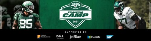 NY Jets Tickets - Training Camp Practice w/ Eagles - Tues Aug 24 - TBA - Email