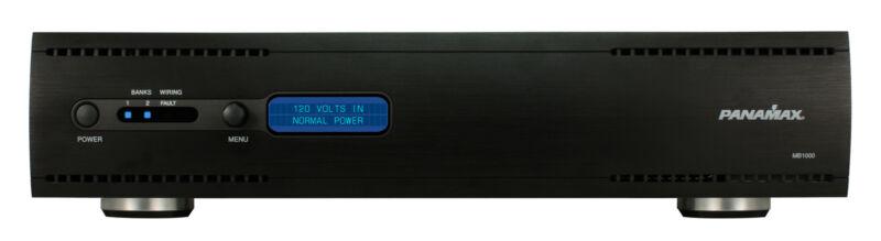 Panamax MB1000 Uninterruptible Power Supply (UPS), Voltage Regulator, and Surge