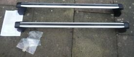 Ford Focus Mk2 Roof Bars (Ford original equipment)