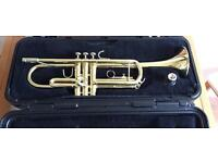 Selmer Bach Trumpet- TR300 with case (Excellent Condition