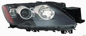 Head Lamp Passenger Side With HID Without Bulb/Module High Quality Mazda CX-7 2007