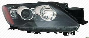 Head Light Passenger Side With HID Without Bulb/Module High Quality Mazda CX-7 2007