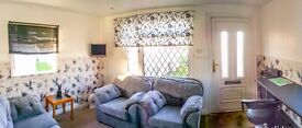 The Chalet for hire/to rent in Leysdown-on-sea Holiday Park, Kent, This weekend available