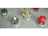 WANTED: P.E.T Alien Commanders toys