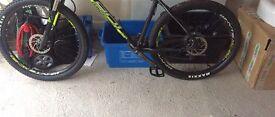 Men's Whyte 801 Hardtail Mountain bike