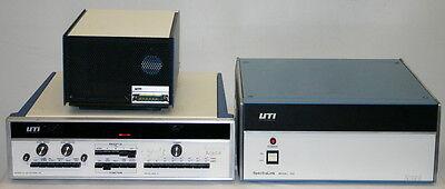 Uti Precision Gas Analyzer Control Unit Rf Generator Spectralink Model 100c