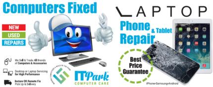 IT Park ComputerCare - Computer, Mac, Phone, Repairs and Sales