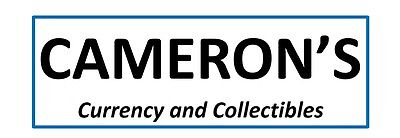 Cameron s Currency and Collectibles