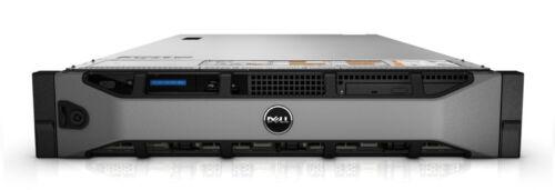Dell Poweredge R720xd 2 X Intel Xeon 10-core E5-2660v2 192gb 36tb 2u Server