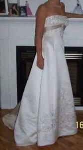Wedding Dress Size 6 - 8