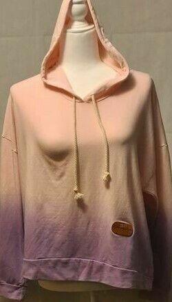 SweatyRocks Women's Long Sleeve Hoodie Sweatshirt Colorblock