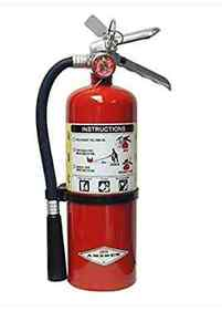 5lb ABC Dry Chemical Fire Extinguisher For Sale