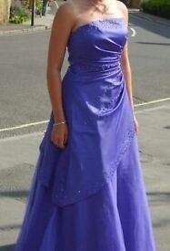 Gorgeous Purple Ladies Evening/Prom Dress
