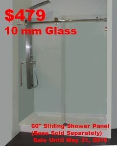 Shower Doors & Bathroom Vanities Huge Sale is Available!