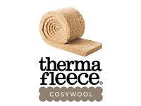 Thermafleece Sheep's Wool Insulation - 100mm
