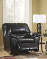 NEW LEATHER FURNITURE AT AMAZING PRICES!!