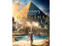 Assassins Creed Origins PC game code