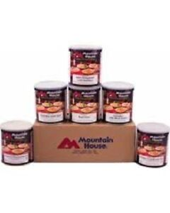 Mountain House Freeze Dried Food Cases  40% to 50% OFF..