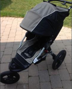 Baby Jogger Summit XC Stroller Plus Extras