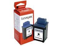 Lexmark Printer Black Ink Cartridge