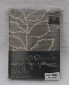Brand new - Duvet Set King size with 2 pillowcases by Sandow