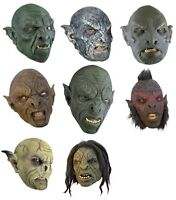 Halloween Orc High Quality Masks - Larp / Costume / Halloween