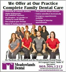 Permanent P/T Dental Assistant required