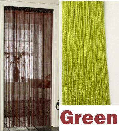 Green Living Room Curtains Ebay