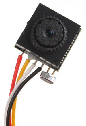 Button Cameras