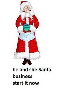 Santa's professional outfit for sale Cornwall Ontario image 2
