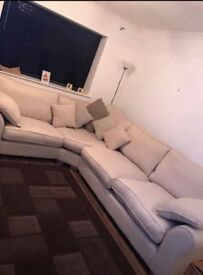 Four seater corner sofa for sale
