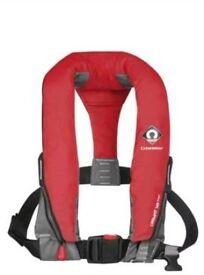 Crewsaver 165 sport auto life jacket