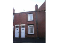 2 bedroom terraced house to rent in a quiet cul de sac in WF1 area