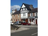 Tudor style - Commercial property - on 3 floors - Doune - Great Condition - Vacant Possession