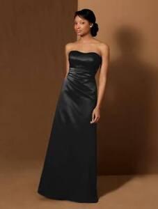 XL 16 Alfred Angelo Gown PROM Grad Wedding Bridesmaid Dress
