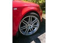 19 audi vw seat alloy wheels reps swaps
