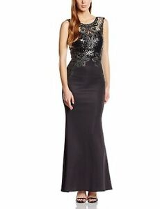 ** NEW** Lipsy London BLACK evening ball gown - Size 10 Doubleview Stirling Area Preview