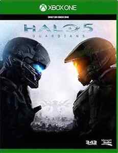 Halo 5 for Black ops 3 (xbox one) North Tivoli Ipswich City Preview