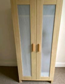 Ikea double door wardrobe