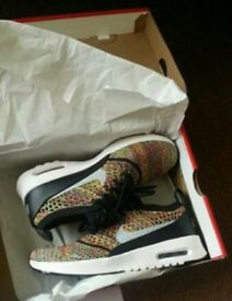 Brand New Air Max Thea Ultra Fly knit Size 3.5