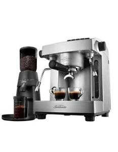 Sunbeam PU6910 EM6910 & EM0440 Café Series® Espresso Machine & Grinder PACK