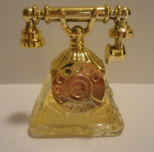 Avon COLLECTIBLE French Telephone in Box with Perfume