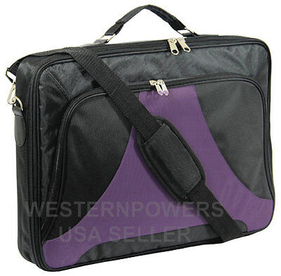 "17.3"" 17"" 16.4"" 15.6"" Inch Laptop Notebook carrying Messenger bag case briefcase on Rummage"