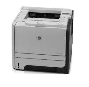 HP LaserJet P2055dn laser printer, with  duplexing,  network