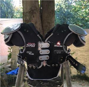 Rawlings SKG Spartan shoulder pads