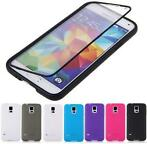 samsung galaxy s5 slim touch screen flip cover